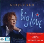 CD,Simply Red - Big Love