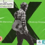 CD,Ed Sheeran - x (Wembley edition)2015