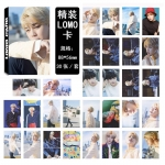 Lomo card set BTS Dicon - JIMIN (30pc)