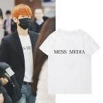 เสื้อยืด MESS MEDIA Sty.Baekhyun -ระบุสี/ไซต์-