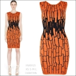 HV0915 / Preorder Herve Leger Dress Style พรีออเดอร์เดรสไตล์ Hervr Leger เดรสผ้ายืด ใส่สวยเน้นรูปร่าง แบบเก๋ทันสมัย สไตล์ดาราและเซเลบกำลัง HOT HIT