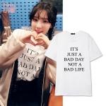 เสื้อยืด IT'S JUST A BAD DAY... Sty.Taeyeon My Voice -ระบุสี/ไซต์-