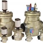 Pressure and Temperature Regulators