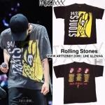 เสื้อยืด Vintage Rolling Stones 1994/95 Sty.G-Dragon -ระบุไซต์-