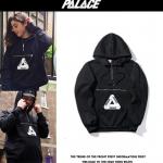 Hoodie PALACE TRI-FERG Half Zip 17ss -ระบุไซต์-