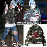 Jacket VETEMENTS Embroidered Camo Gun Club Sty.G-Dragon -ระบุไซต์-