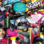 ชุดสี Scoopy i Fun Unlimit (2011) แท้ศูนย์ฮอนด้า