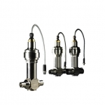 CCM, Electrically operated valves for CO2
