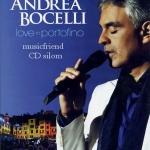 Andrea Bocelli Love in Portofino Concert DVD(2013)