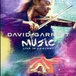 DVD,David Garrett - Music Live In Concert