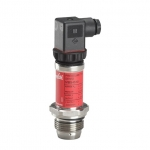 MBS 4510, Pressure transmitters with flush diaphragm and adjustable zero and span