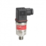 MBS 2250, Compact pressure transmitters for high temperature with pulse snubber