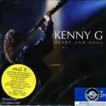CD,Kenny G - Heart And Soul