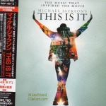 CD, Michael jackson - This is it(Japan)(2CD)+