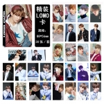 Lomo card set BTS YNWA - JUNGKOOK (30pc)