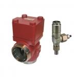 POV, internal safety valves, pilot operated