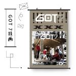 ไวนิลแขวนฝาผนัง GOT7 Japanese Ver.