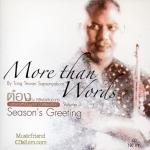 CD, เทวัญ ทรัพย์แสนยากร - More than words 3