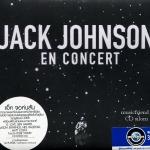 CD,Jack Johnson - En Concert 2009