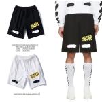 กางเกงขาสั้น Off-White c/o Virgil Abloh Spray Brushed -ระบุสี/ไซต์-