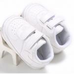 รองเท้าเด็กเล็ก สีขาว แพ็ค 4 คู่ ไซส์ 12cm-12cm-12cm-12cm