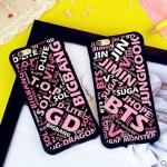 เคสโทรศัพท์ BIGBANG MIX NAME ระบุรุ่น-