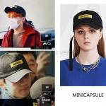 หมวก Mini Capsule แบบ SEHUN