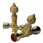 KVS, suction modulating control valves