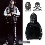 Jacket Hoodie BAPE® x Mastermind Japan 17ss -ระบุไซต์-
