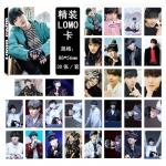 Lomo card set BTS YNWA - SUGA (30pc)