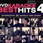 DVD Karaoke Best Hits Vol.4