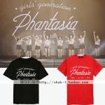 เสื้อยืด Girl's Generation Phantasia -ระบุสี/ไซต์-