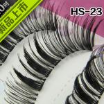 HS-23# ขนตาเอ้นใส (ขายปลีก) เเพ็คละ 10 คู่ ขายยกเเพ็ค