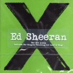 CD,Ed Sheeran - x (EU)