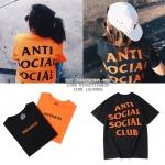 เสื้อยืด ANTI SOCIAL SOCIAL CLUB Paranoid Undefeated -ระบุสี/ไซต์-