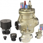 ICS, Servo Operated Valve