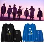 เสื้อแขนยาว GOT7 7 FOR 7 You Are Logo -ระบุสี/ไซต์-