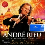 CD, Andre Rieu - Love in Venice