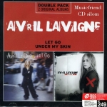 Avril Lavigne Let Go Under My Skin (Double Pack ) (2CD)