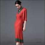 5902258-1 / Free size / 2016 Dress Fashion พรีออเดอร์ งานสวยมีสไตล์ คุณภาพดีสมราคา