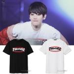 เสื้อยืด THRASHER Sty.Baekhyun -ระบุสี/ไซต์-