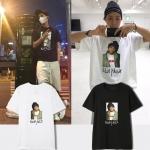 เสื้อยืด Supreme Nasty Nas Sty.J-Hope -ระบุสี/ไซต์-