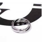 trio circle ring