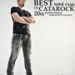 CD,จิระศักดิ์ ปานพุ่ม ชุด Best of Catarock 20th Anniversary