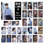 Lomo card set BTS Dicon - JUNGKOOK (30pc)
