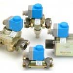 Solenoid Valves, Ammonia and Fluorinated Refrigerants