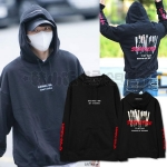 HOODIE T SHETHISCOMMA SUBCULTURE Sty.Woohyun -ระบุสี/ไซต์-