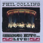 CD,Phil Collins - Serious Hits... Live