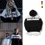 Hooded Supreme Blocked 17AW -ระบุสี/ไซต์*-