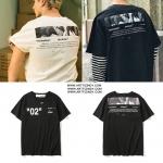 """เสื้อยืด OFF WHITE """"For All"""" Capsule Collection 02 Tee -ระบุสี/ไซต์-"""